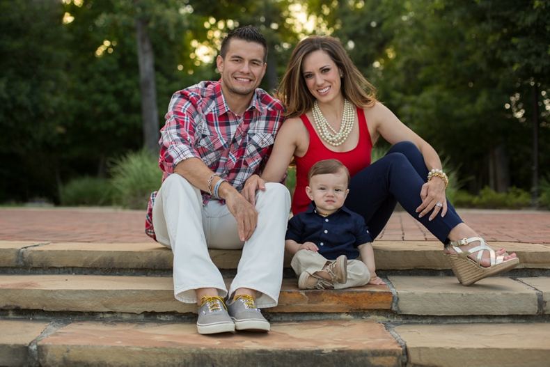 Fuller Family- The Woodlands, TX Family  photographer