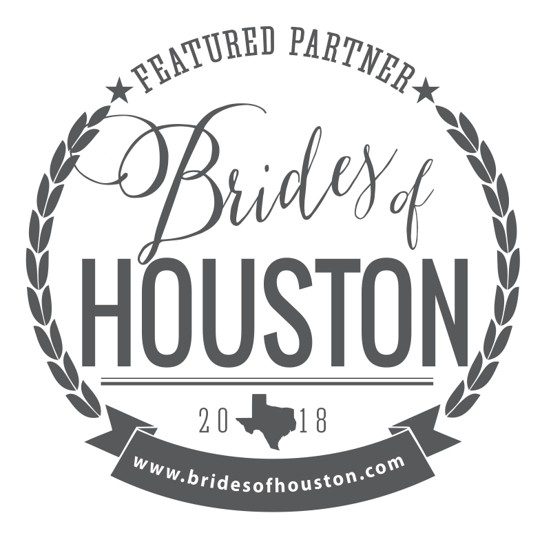 As Featured on Brides of Houston
